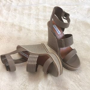 Steve Madden Wedges Size 7.5 - Only Worn Once